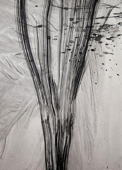 Claroscuro del aire III, 2016
